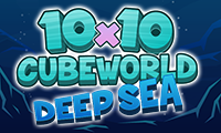 10x10 Cube World: Deep Sea